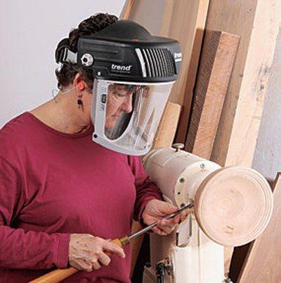 Betty Scarpino - Woodturning expert