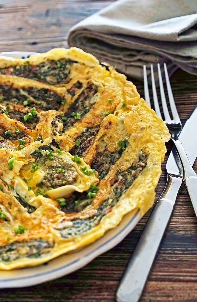 stuttgartcooking: Maultaschen geröstet mit Ei und Kartoffelsalat