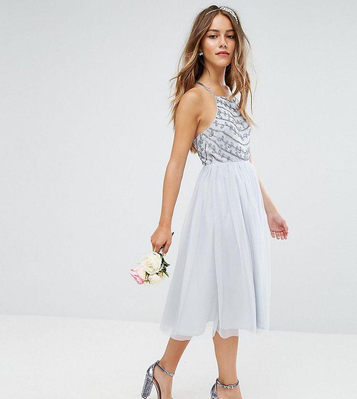 asos petite wedding kleider kleider fuer frauen midikleider