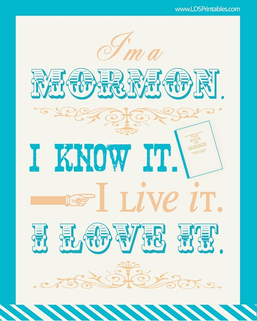 LDS Printables: General Conference