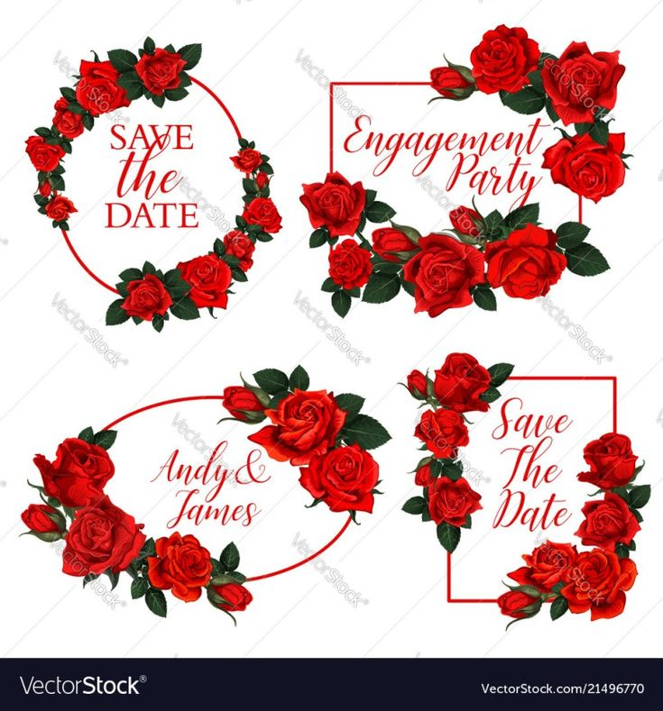 Wedding Invitations With Red Roses: 32+ Inspiration Image Of Red Rose Wedding Invitations