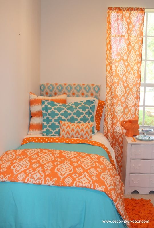 25 best ideas about blue orange bedrooms on pinterest for Blue and orange bedroom ideas