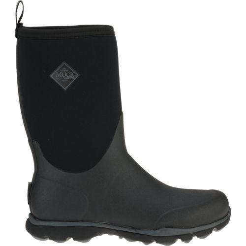 Muck Boot Men's Arctic Excursion Boots (Black, Size 11) - Crocs And Rubber Boots at Academy Sports