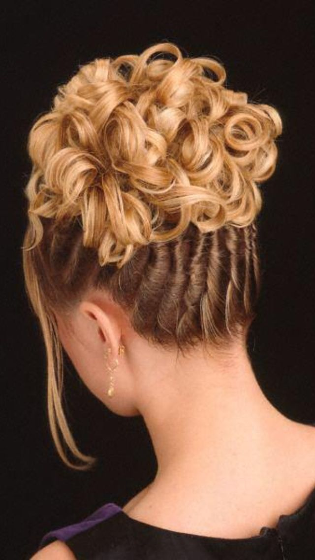 1000 Images About Hair Styles Color On Pinterest Updo