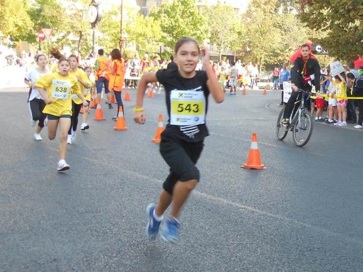 Anda la Crosul Copiilor - Maratonul International Bucuresti 2012