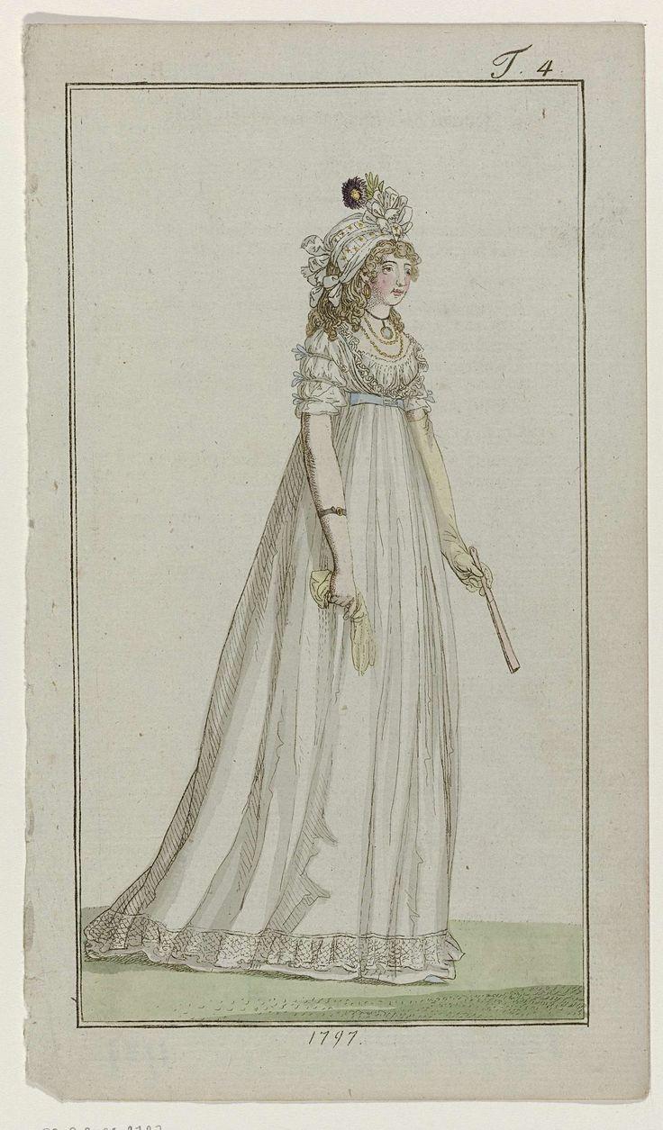 Journal des Luxus und der Moden, 1797, T 4, Georg Melchior Kraus, 1797