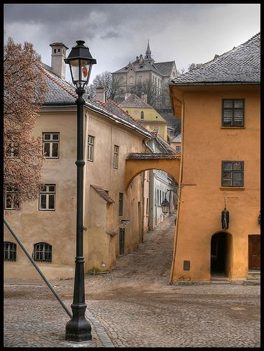 ...once upon a time...Sighisoara, Mures, Romania