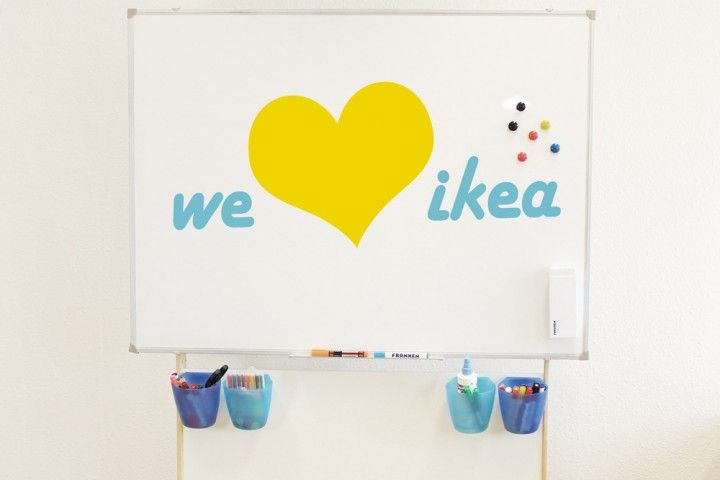 best 25 whiteboard stand ideas on pinterest. Black Bedroom Furniture Sets. Home Design Ideas