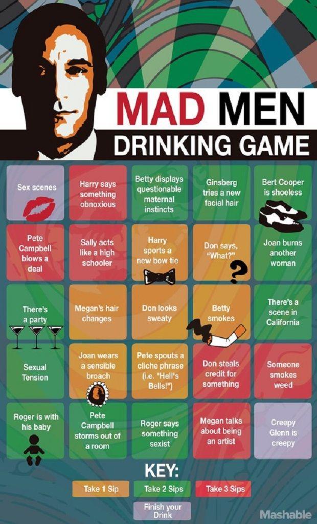 12 Cocktails για να συνδυάσετε με τον αγαπημένο σας χαρακτήρα από το «Mad Men»