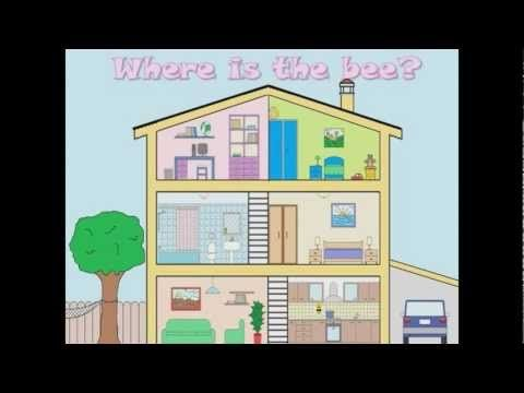A bee in my house! - YouTube