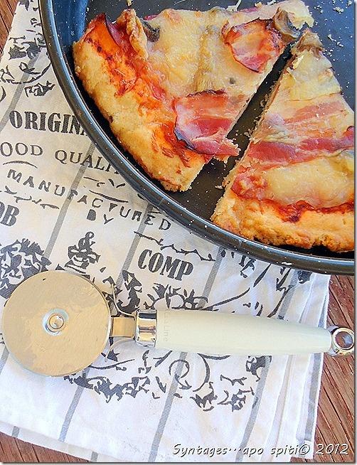 Ζύμη για πίτσα σε 5 λεπτά χωρίς φούσκωμα syntagesapospiti.blogspot.gr