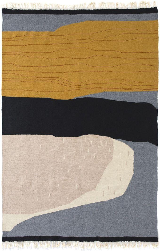 the Stana Kilim by Kobeiagi kilims  https://www.kickstarter.com/projects/1034826605/kobeiagi-kilims-traditional-handwoven-rugs-with-a/description