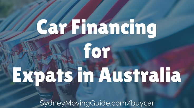Car Finance for Expats in Australia