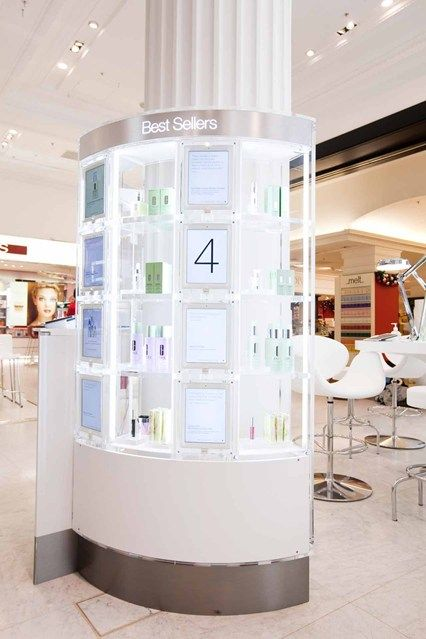 Clinique Selfridges Experience Bar - A Beauty Revolution