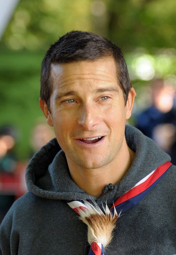 bear grylls height  weight  biceps size and body