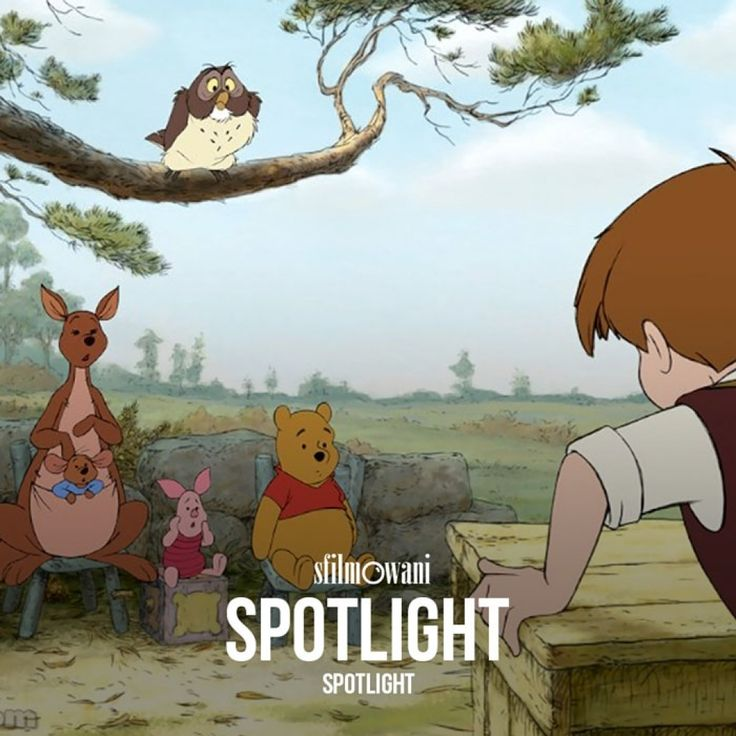 10 Películas nominadas a los Oscar recreadas con Winnie Pooh