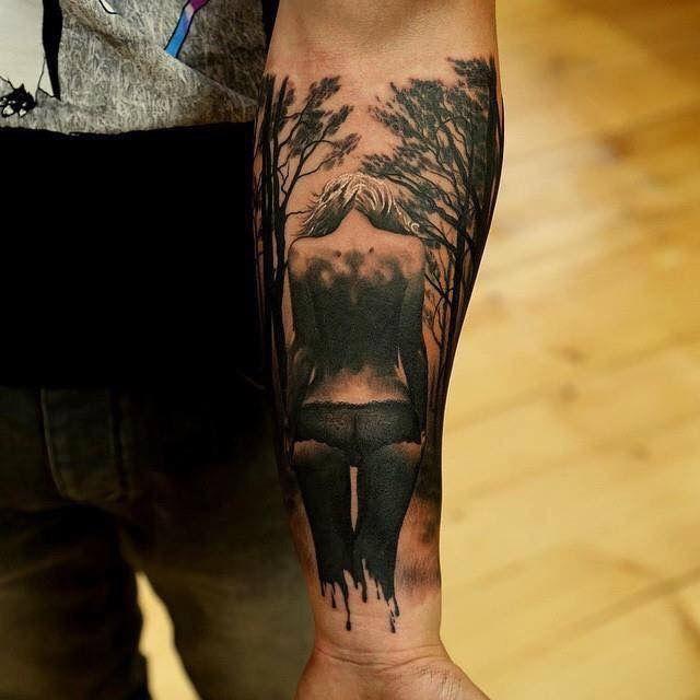 33 besten tattoo bilder auf pinterest tattoo ideen schwarz rot und tattoo schwarz. Black Bedroom Furniture Sets. Home Design Ideas