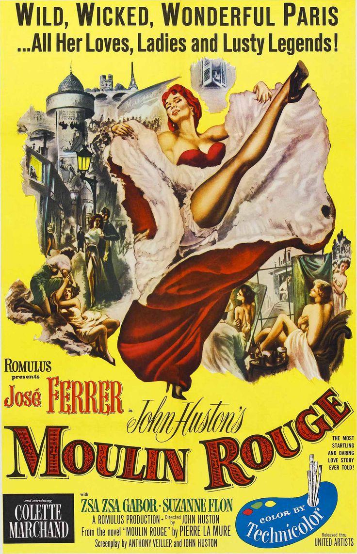 París, finais do século XIX. O pintor impresionista Toulouse-Lautrec, membro dunha familia aristocrática francesa, apaixónase pola vida bohemia dos baixos fondos parisinos e visita con frecuencia o mítico Moulin Rouge.