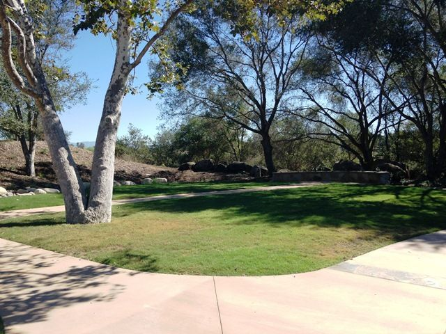 Felicita County Park Located In Escondido Provides A