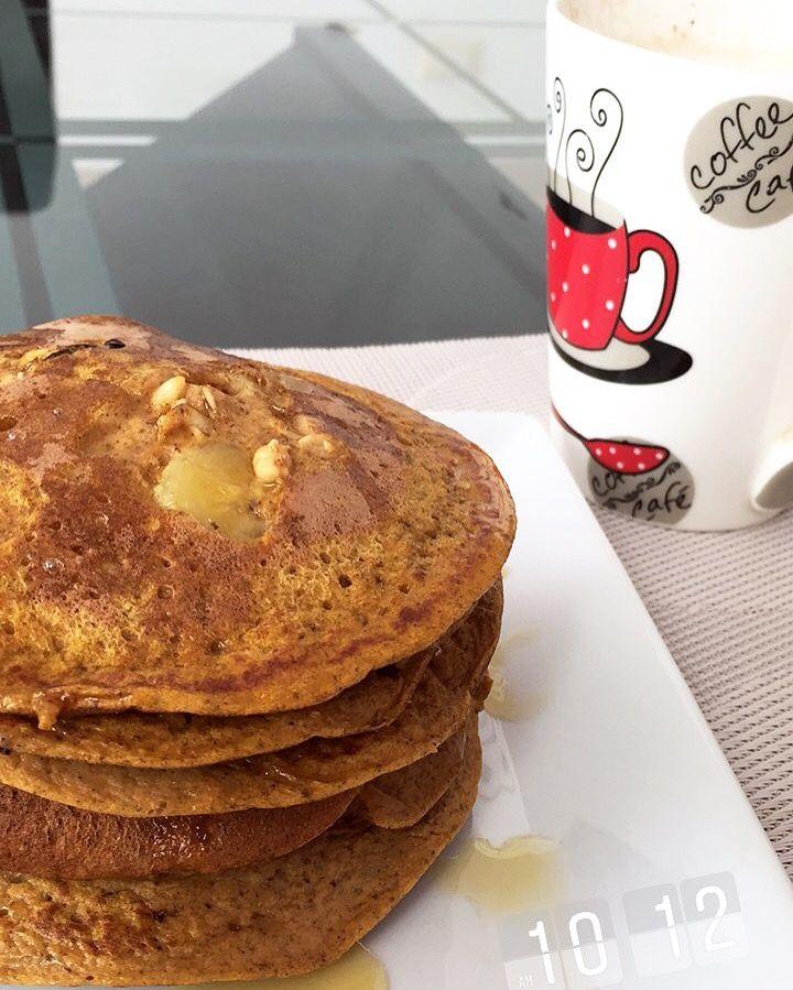 Pancakes saludables!