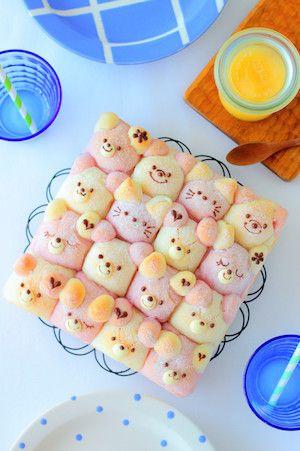 ちぎりパンを作ろう! | お菓子・パン材料・ラッピングの通販【cotta*コッタ】