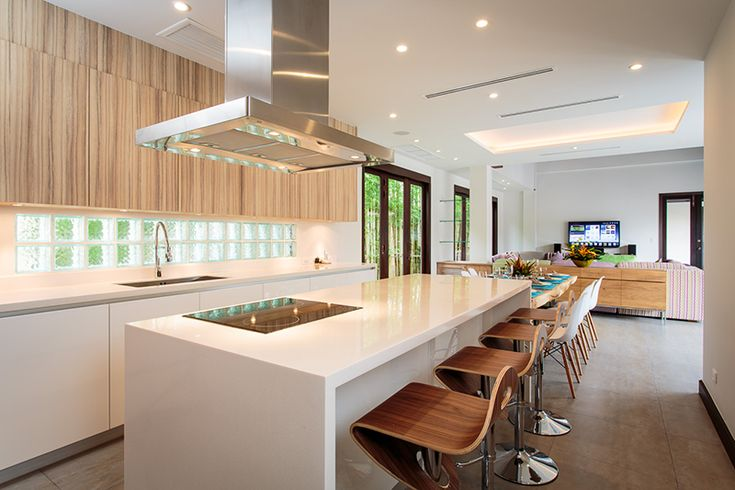 kitchen @ villa 78 phuket