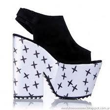 zapatos de fiesta con plataforma