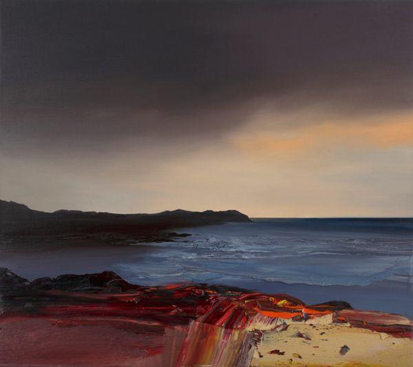 Chris Bushe RSW   Gullane Art Gallery