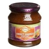 Patak  Sweet Mango Chutney , 12-Ounce Bottle (Pack of 4) (Grocery)By Patak's