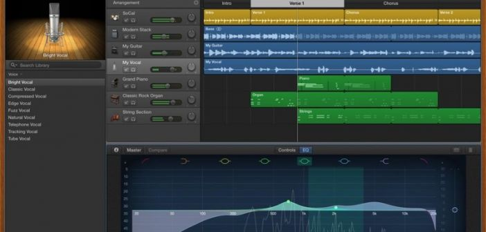 Digital Audio Workstations (Layering Sound, Apps and Loops) – A Music Lesson for Years 9/10