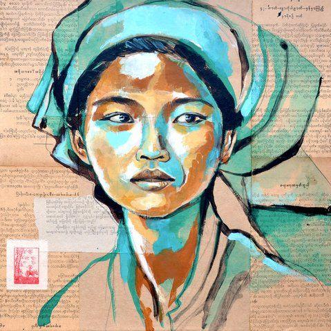 Birmanie_-_toile_50x50_cm