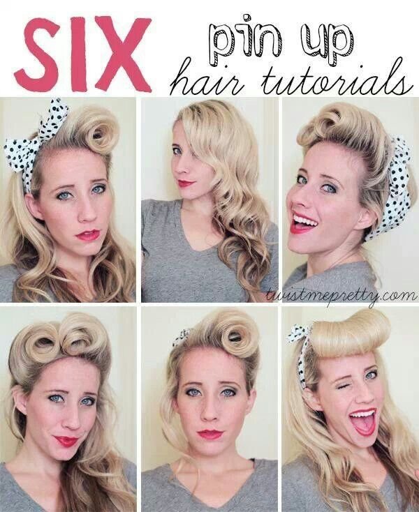 Love these hair styles!!