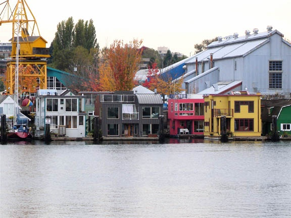 Float Homes For Sale Vancouver Granville Island
