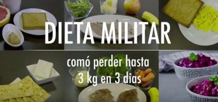 CLIQUE AQUI! Dieta militar Como perder 5kg em 3 dias A dieta militar, também chamada de dieta de 3 dias, é uma dieta de perda de peso que pode ajudá-lo a perder até 5kg em uma semana . O plano de dieta militar. http://saudenocorpo.com/dieta-militar-como-perder-5kg-em-3-dias/