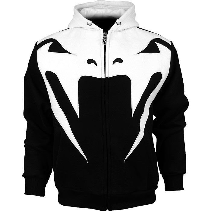 Venum Attack Hoodie - MMAWarehouse.com - MMA Gear, MMA Clothing, MMA Shorts, MMA Gloves, MMA Shirts and more! L