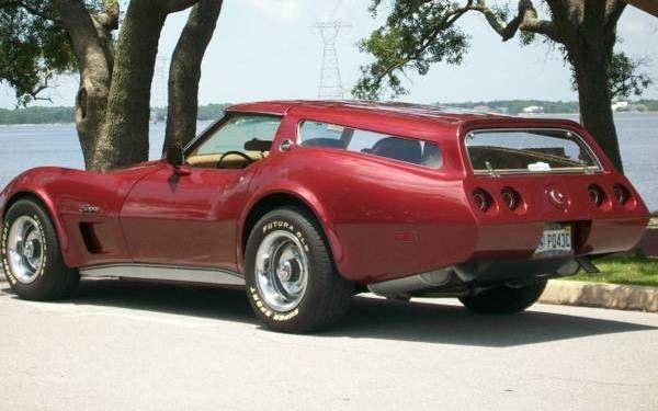 1975 Corvette Sport Wagon