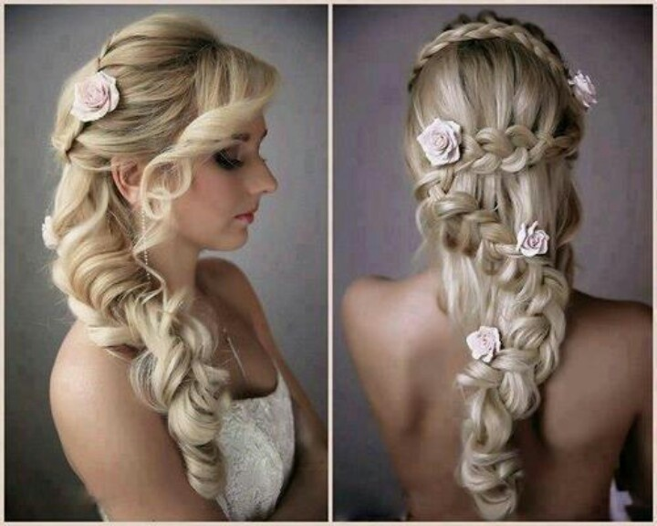 possible hair for wedding
