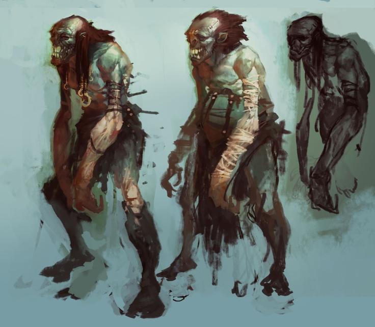Darkfall Unholy Wars Concept Art