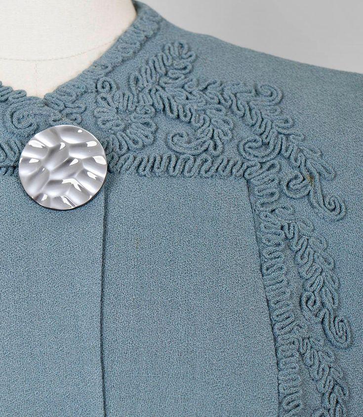 1940s Coat