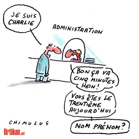 Humour toujours… - Dessin du jour - Urtikan.net
