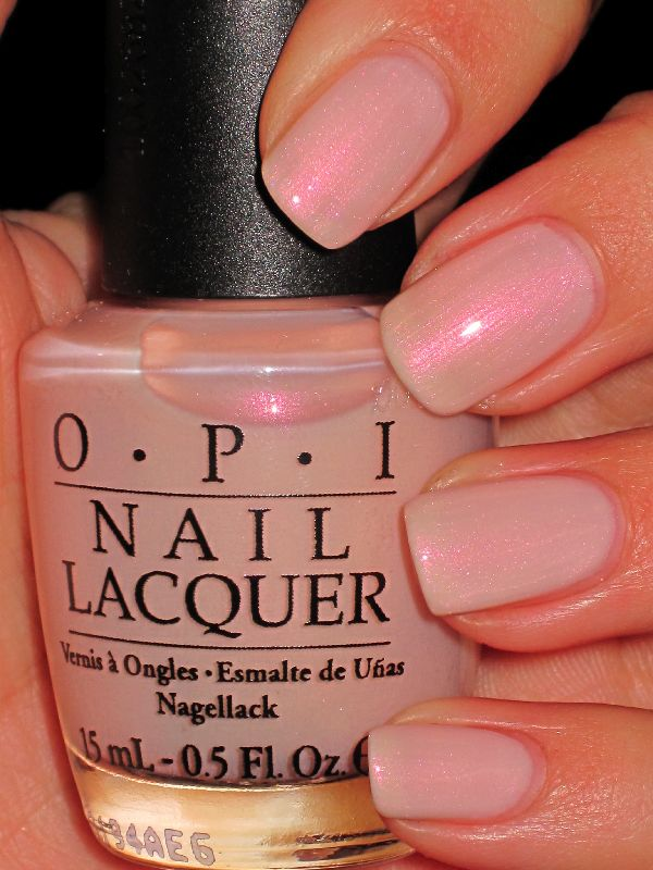 O.P.I.- Who Needs A Prince (A HA!  I have finally found the name of this polish.  Now, I must find and buy it.  Immediately.)