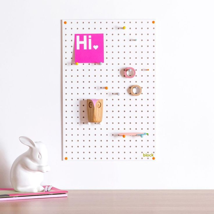 "23 Likes, 2 Comments - Frizz & Freckles (@frizzandfreckles) on Instagram: ""NEW STOCK // look what's just arrived!! This gorgeous white pegboard is available now in my online…"""