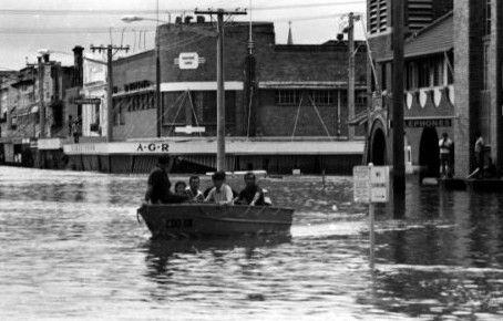 Lismore Flood - 1974