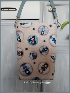 Lányos átvetős táska / Girly bag