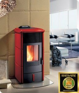 Ecoteck Elena Pellet Stove Hearth Products Hearth Amp Home