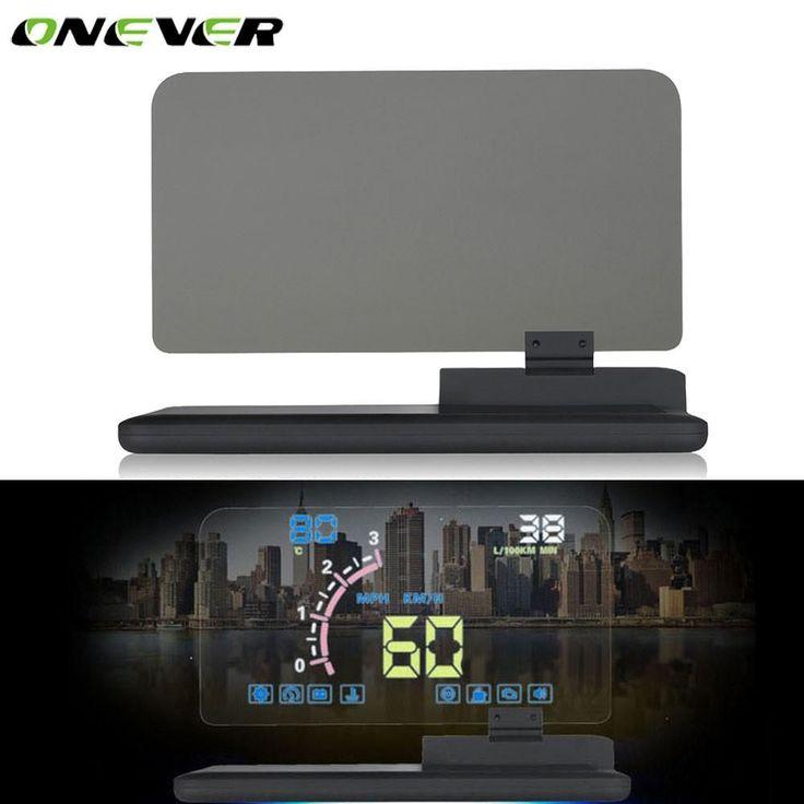 Universal Head Up Display Holder For Smartphone GPS Navigation Projector #SmartphoneProjector