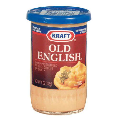 2 Pkgs 8 Oz Cream Cheese 2 Jars Kraft Old English
