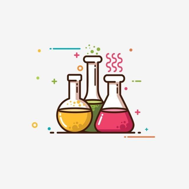 Equipment Lab Laboratory Science Hand Embroidery Pattern Science Lab Equipment Scientist Chemistry PDF Beaker