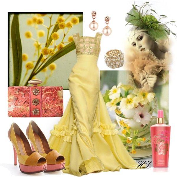 """""""Spring Elegance"""" by cog-hz on Polyvore"""