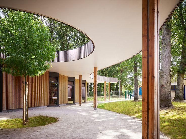 Galería - Casa de los Niños / MU Architecture - 10